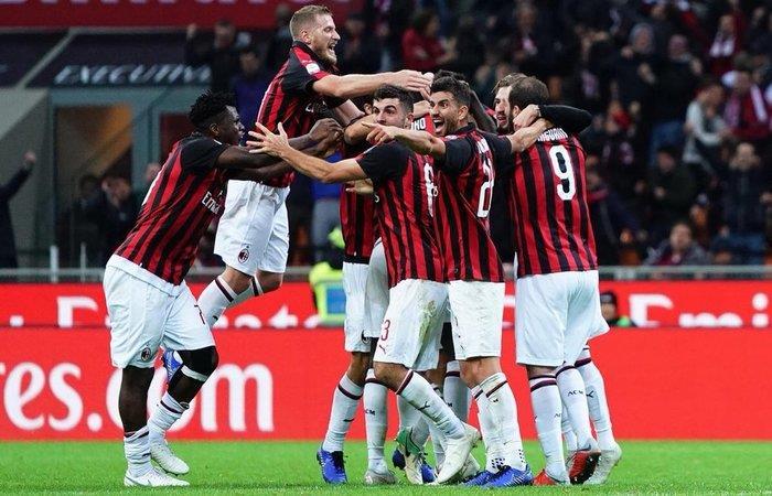 Milan vence 1-0 al Udinese (Foto: Twitter)