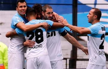 Racing vs Newell's: EN VIVO ONLINE