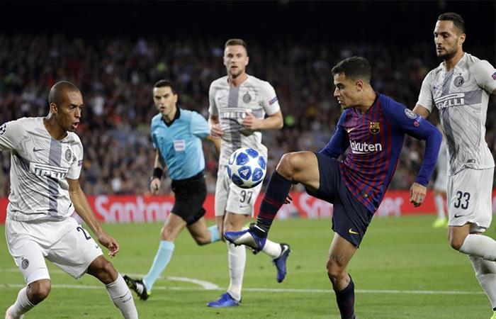 Inter vs Barcelona: EN VIVO ONLINE por la Champions League