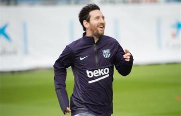 El Barça vuela a Milán con Leo Messi