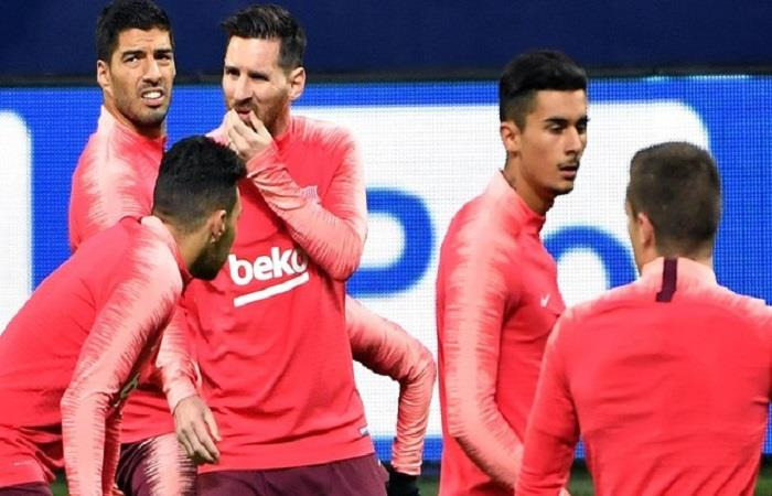 Inter vs Barcelona por Champions: Messi descartado para el partido