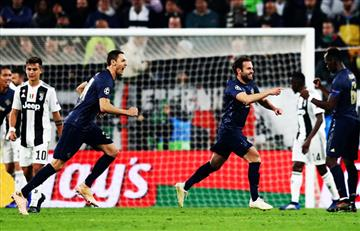 Juventus cae ante el United