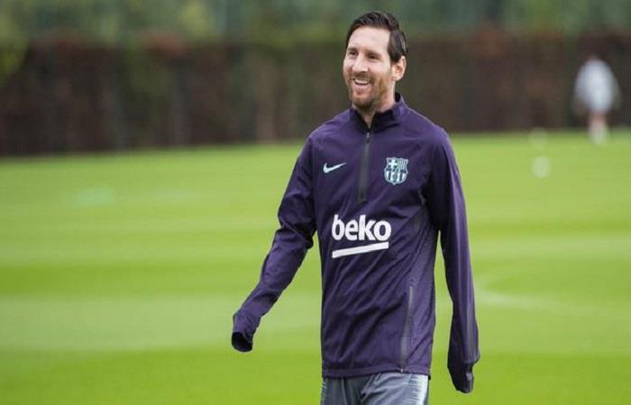 Lionel Messi vuelve. (FOTO: EFE)