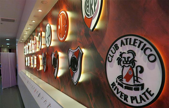 Museo River Plate. Foto: EFE