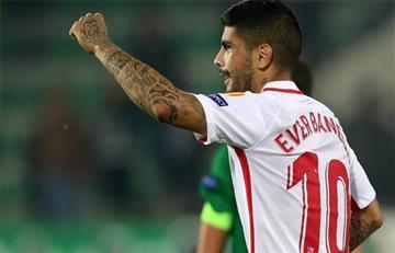 Ever Banega da el triunfo al Sevilla en Turquía en la Europa League