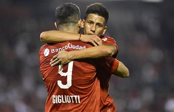 Tabla de posiciones de la Superliga Argentina tras el triunfo de Independiente