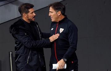 Atlético de Madrid vs Athletic Club: Simeone le ganó el duelo a Berizzo