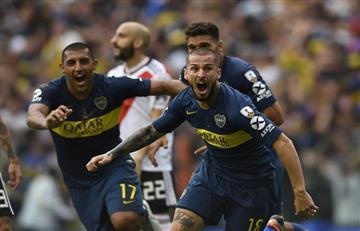 Boca vs River: así jugó el 'Xeneize' ante el 'Millonario'