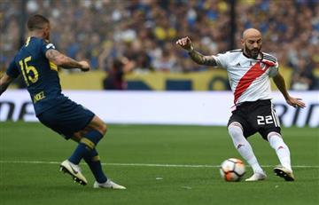 Los goles del Boca vs River