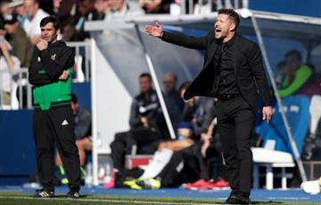 Diego Simeone y sus mejores frases luego del triunfo de su equipo