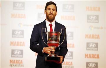 Un premio más para Messi