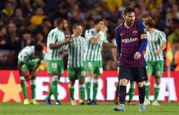 Lionel Messi reaparece en el liderato con un 'doblete'