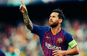 Lionel Messi y sus declaraciones sobre la Liga Española