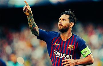 Messi contento con la Liga Española