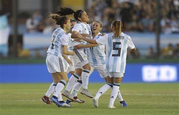 Hora y canal del Argentina vs Panamá para clasificar al Mundial femenino