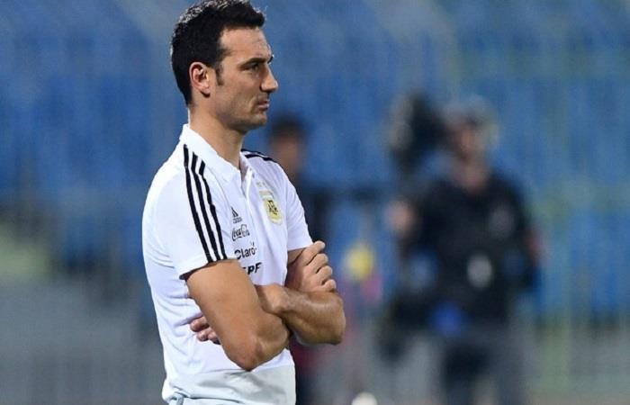Lionel Scaloni. (FOTO: AFP)