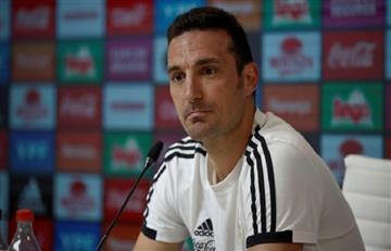 Argentina vs México: el once de Scaloni