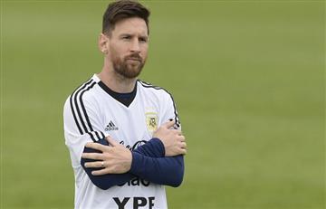 Ferretti pide a Messi