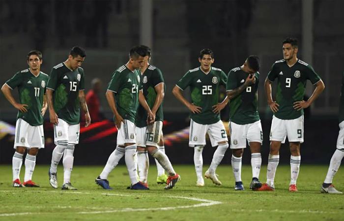 Selección de México (Foto: Twitter)