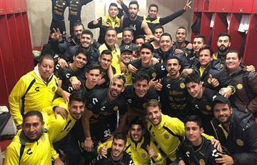El Diego parejo en los Dorados