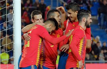 Triunfo para España