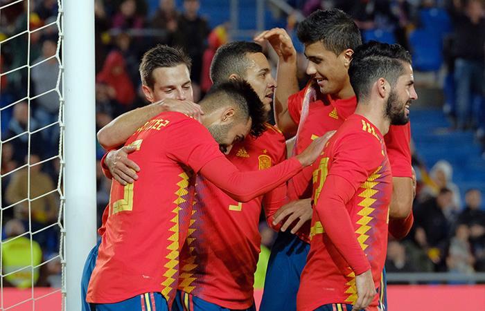 España vence 1-0 a Bosnia Herzegovina (Foto: EFE)