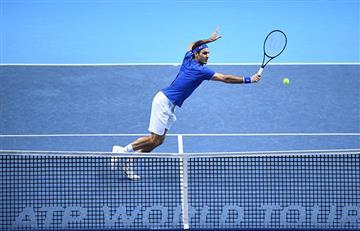 Roger Federer ya piensa en la próxima temporada