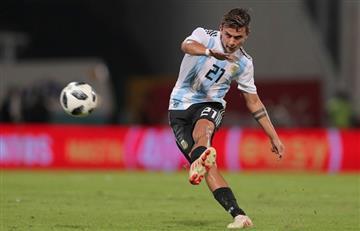 Selección Argentina: Dybala pide a Scaloni