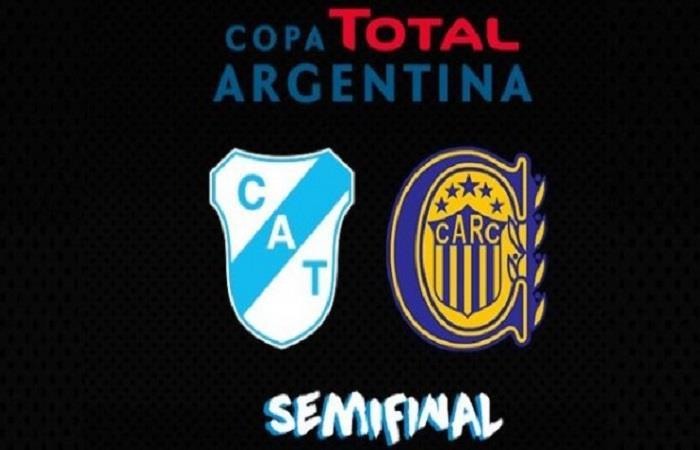 Temperley vs Rosario Central EN VIVO ONLINE por la Copa Argentina
