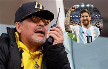 """""""Messi tiene que volver a la Selección Argentina"""""""