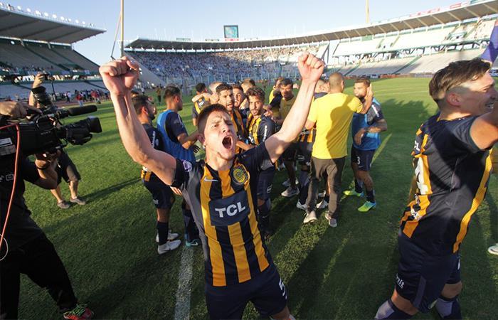 Rosario Central venció a Temperley y pasa a la final de la Copa Argentina
