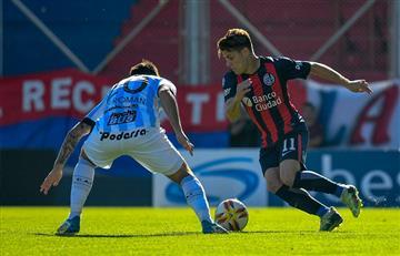 San Lorenzo cayó ante Atlético Tucumán y así quedó la tabla