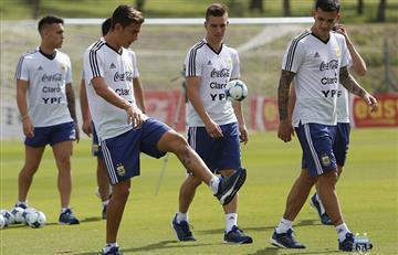 Selección Argentina: la 'albiceleste' entrena ante su gente
