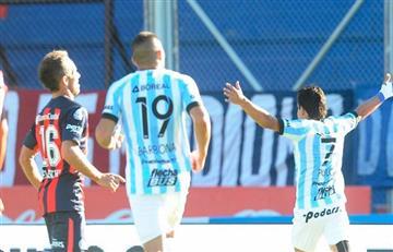Así está la tabla tras el San Lorenzo - Tucumán