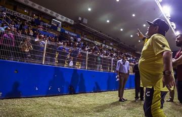 Maradona, a un paso de la final con sus Dorados