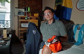 El curioso caso de Luis Gómez, el hincha de Boca y River