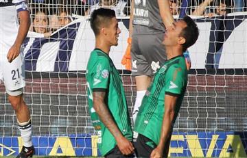 Así está la tabla de la Superliga con la victoria de San Martín de San Juan