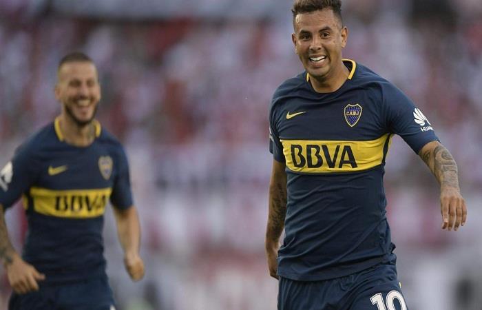 Boca está a un paso de lograr su séptima Libertadores. Foto: AFP
