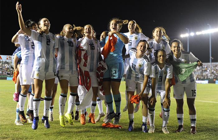 River vs Boca: las chicas del fútbol femenino piden más atención