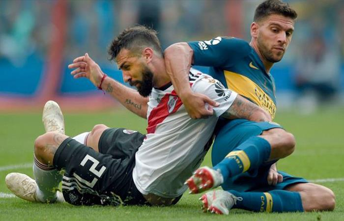 River Plate vs Boca Juniors (Foto: Twitter)