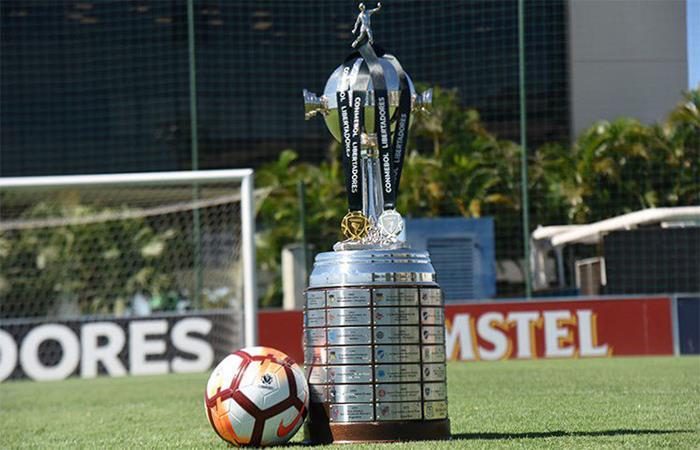 Copa Libertadores (Foto: Twitter)