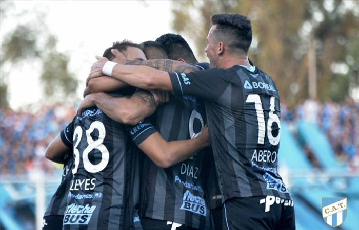 Atlético Tucumán se copó de visita ante Belgrano