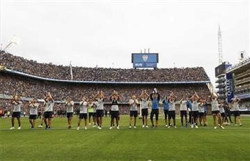 Principales datos del club Boca Juniors, finalista de la Copa Libertadores