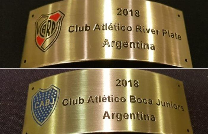 River vs Boca (Foto: Twitter)