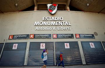 El Monumental recibe la final