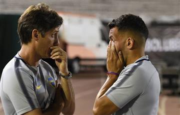 Boca pide suspender la final y los puntos