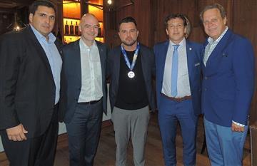 Copa Sudamericana: Tigre fue reconocido como subcampeón