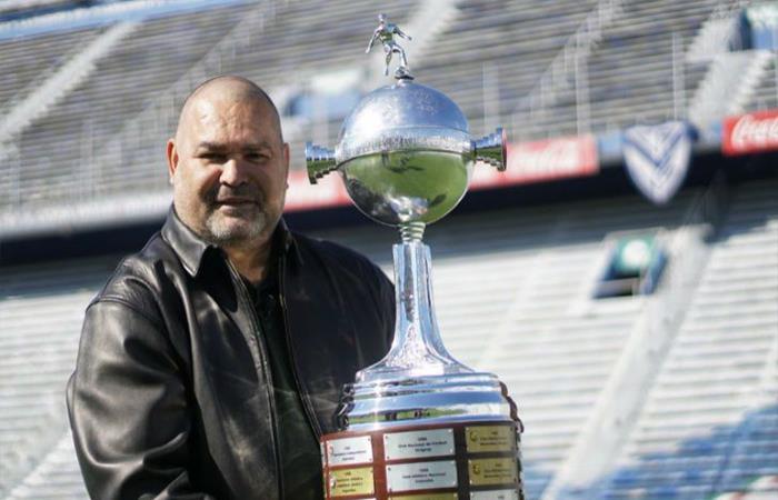 José Luis Chilavert. Foto: Twitter