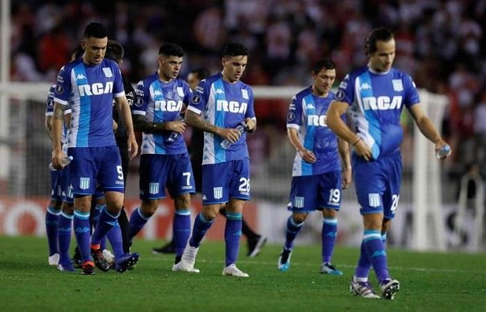 Racing Club continúa como líder de la Superliga. Foto: EFE