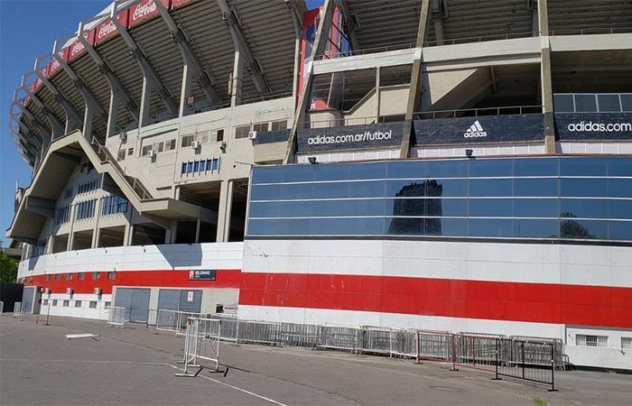 Estadio Monumental de River Plate (Foto: Twitter)